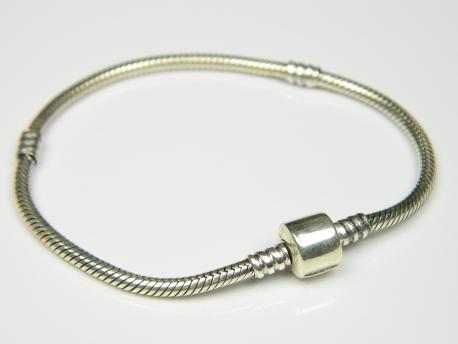 Bratara argint pentru charm-uri