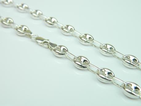Lantisor argint, 48 cm