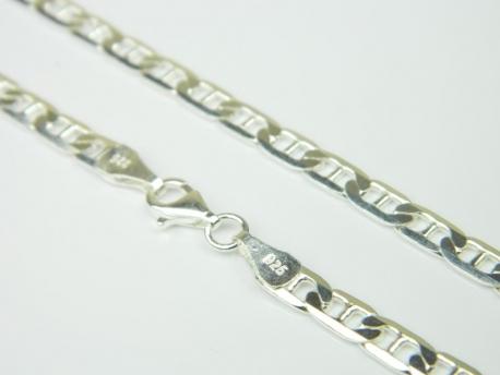 Lantisor argint, 61 cm