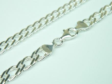 Lant argint, 60 cm